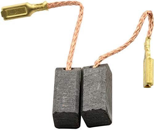 Escobillas de Carbón para FELISATTI TP243 sierra - 6,3x8x14mm - 2.4x3.1x5.5''