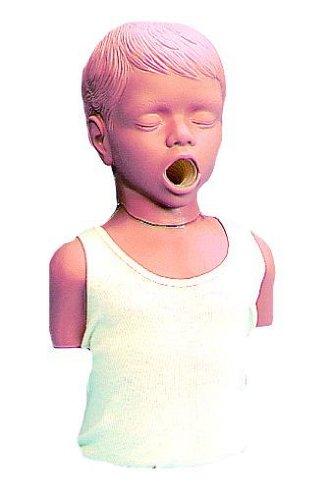 Simulaids - Child Choking Manikin with Carry (Choking Manikin)