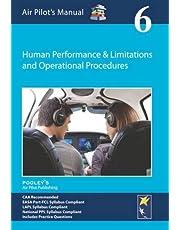 Air Pilot's Manual - Human Performance & Limitations and Operational Procedures: Volume 6 (The Air Pilot's Manual)