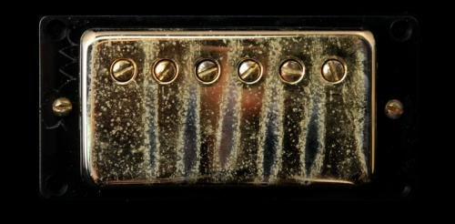 - Seymour Duncan Antiquity Humbucker Neck Pickup Aged Gold Cover 11014-01-GC NEW