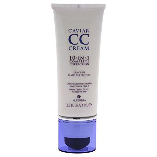 Alterna Caviar 10-in-1 Complete Correction Hair Cream, 2.5 Ounce (Alterna Caviar Treatment)