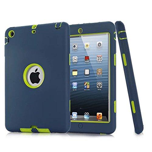 Tablet Case for Apple iPad Mini 3 2 1 (Dark Blue) - 5