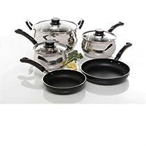 Oster Elsmark 8 Piece Cookware Set