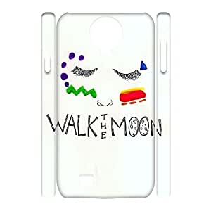 Chinese walk the moon Customized 3D Phone Case for SamSung Galaxy S4 I9500,diy Chinese walk the moon Cover Case