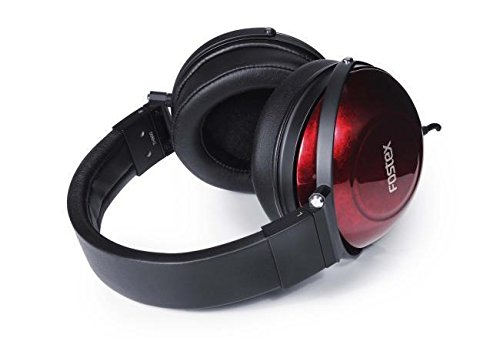 Fostex USA 25-Ohms TH900 Premium Stereo Headphones with Japanese Lacquer Earcups and 1.5 Tesla Magnetic Circuit