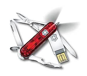 Victorinox Midnite Manager@Work 16GB - Cuchillo (Rojo)