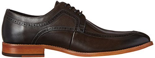 Stacy Adams Heren Dwight Moc-teen Lace-up Oxford Donkergrijs
