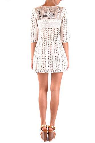 Mcbi35543 Elisabetta Cotone Donna Vestito Franchi Bianco qttOwpzA