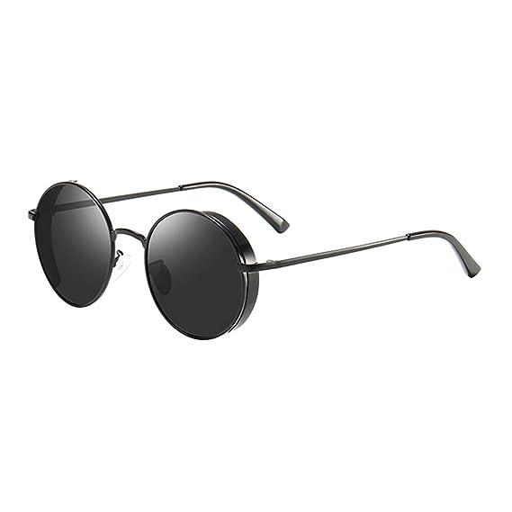 BIGBOBA. Retro Gafas de Sol Unisex-Gafas de Sol de Moda ...