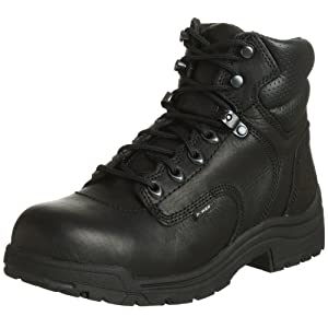 Timberland PRO Women's 72399 Titan 6″ Safety-Toe Boot