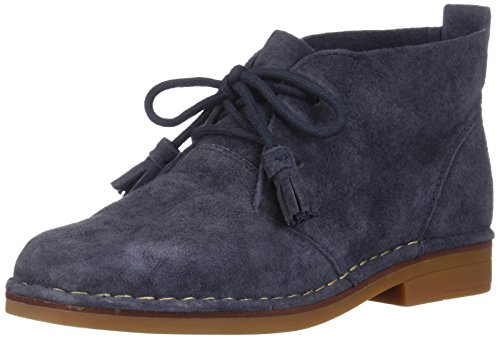 Hush Puppies Women's Cyra Catelyn Boot Navy Suede