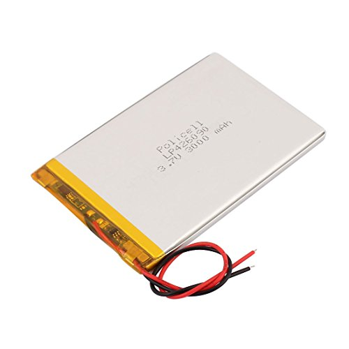 uxcell DC 11.1V 2700mAh Rechargable Lithium Battery Pack for 4-Axis Axrial -