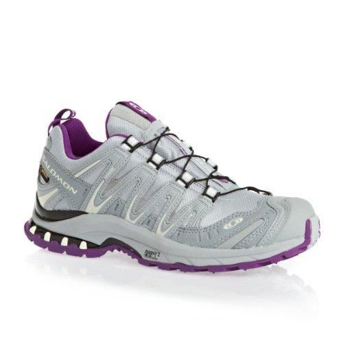 L37321300 De Gris Femme Chaussures Salomon violet Trail AqP7Ad