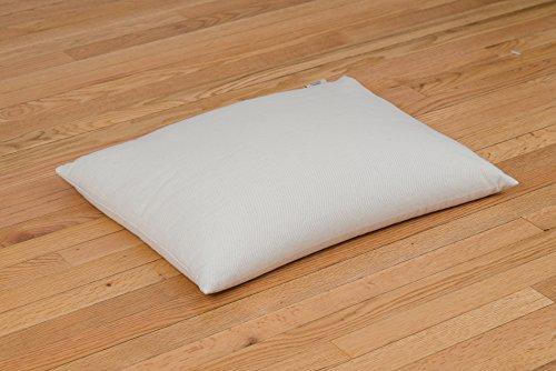 Buckwheat Pillow (Made in USA) - ComfySleep (20'' X 26'')
