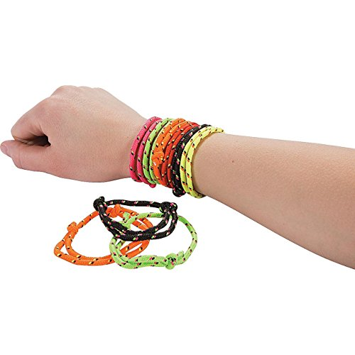 Fun Express Nylon Friendship Bracelets
