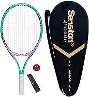 """Senston 19"""" 23"""" Kids Junior Tennis Racquet for Children Boys Girls Adult Tennis Rackets with Ra"""