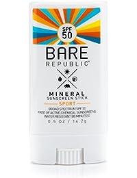 Mineral Sport SPF 50 Sunscreen Stick (.5 oz)