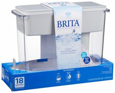 ultramax water filter dispenser