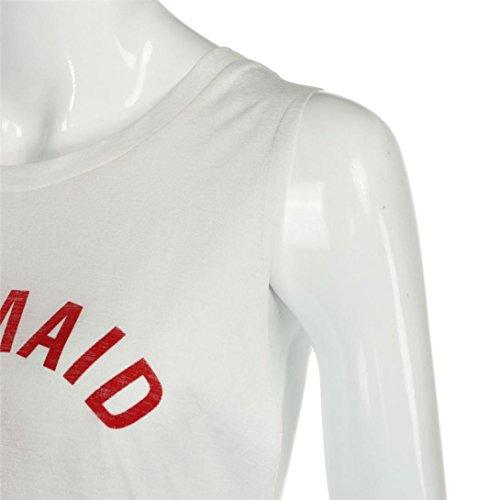 Ouneed® Femme Cool Debareurs Ete Tshirt Tops de Sport