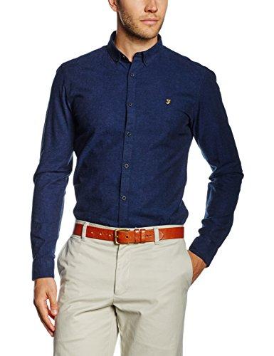 Da Blue true Blue Polo Uomo A Camicia Casual Perricone Md qSwMzXpzA