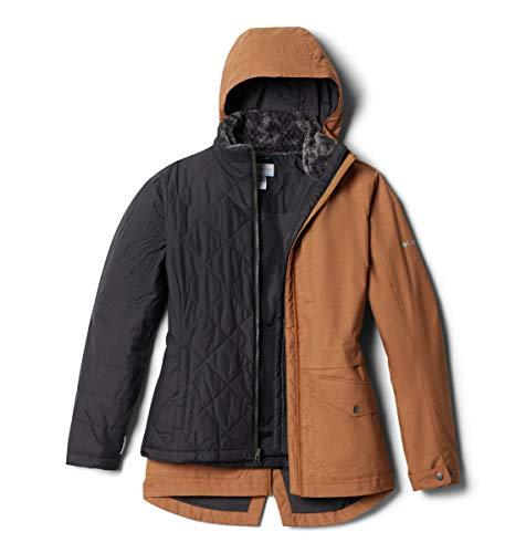 Columbia Women's Mount Erie Interchange Winter Jacket, Waterproof & Breathable
