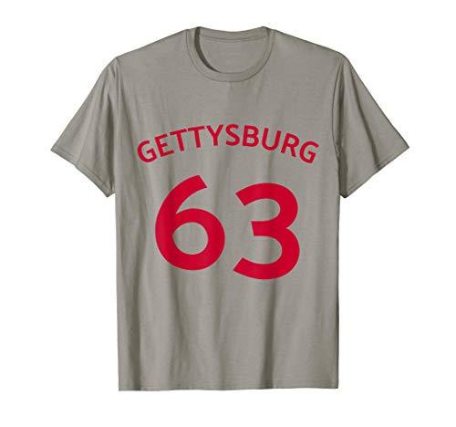 Battle of Gettysburg 1863 - Gettysburg Shirt
