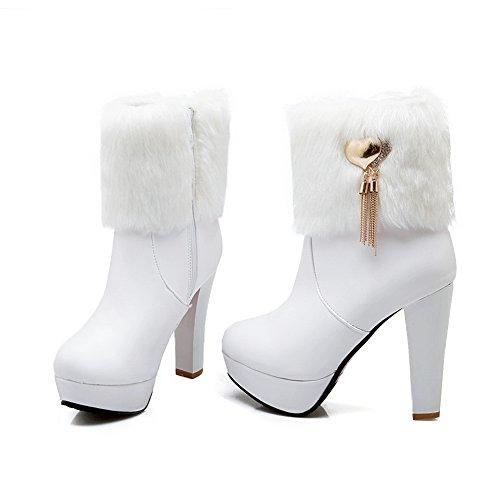 Zeppa Sandali amp;n A Donna Con White FqtvY5w