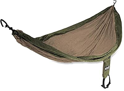 ENO Eagles Nest Outfitters - SingleNest Hammock, Portable Hammock for One