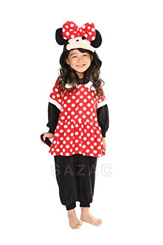 Minnie Kids Kigurumi (5-9 Years)