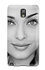Galaxy Note 3 Hard Back With Bumper Silicone Gel Tpu YY-ONE Female Celebrity S2 Pics1