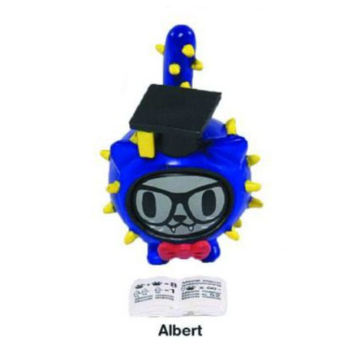 (Albert Bandito Cactus Kitties Vinyl Figure Tokidoki Cactus Friends Simone Legno by Cactus Kitties)