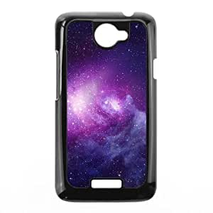 HTC One X phone cases Black Galaxy Space fashion cell phone cases TRUG1014863