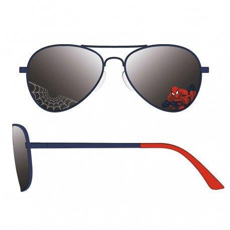 Gafas de sol metalica tipo aviador de Spiderman: Amazon.es ...