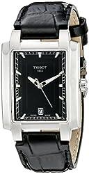 Tissot Women's T0613101605100 Analog Display Quartz Black Watch