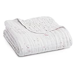 aden + anais dream blanket, lovely- starburst