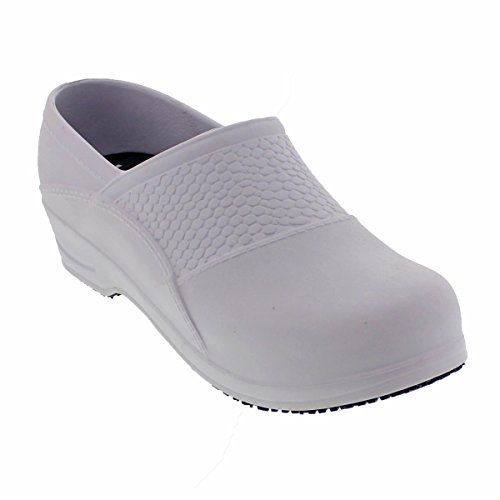Landau FootwoRx Wildterrain Clogs - Factory 2nds -38 EU White