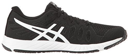 the best store to get wiki sale online ASICS Women's Gel-Nitrofuze TR Cross-Trainer Shoe Black/White/White free shipping with credit card GWSVPGBS3P