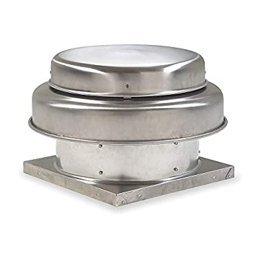 Dayton Direct Drive Axial Exhaust Ventilator (4YC49)