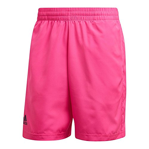 adidas Tennis Club Bermuda, Shock Pink, (Bermuda Tennis Shorts)