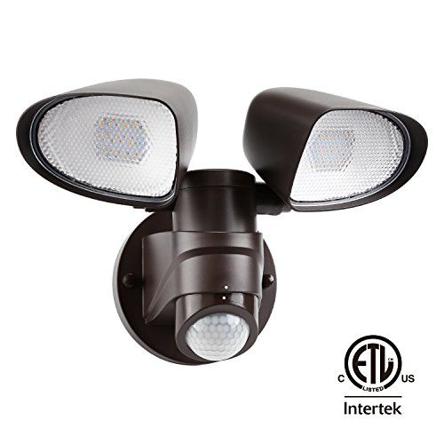 Pir Flood Light With Override
