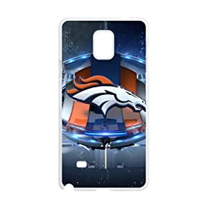 Unique Disigned Phone Case With Denver Broncos Image For Samsung Galaxy Note 4