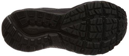 Brooks Womens Ghost 11 Running Shoe - Black/Ebony - D - 5.0 by Brooks (Image #3)