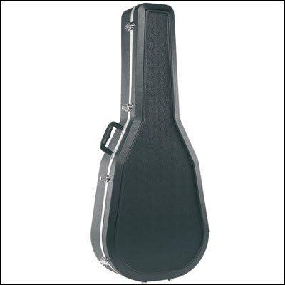 Ortola 0707-001 - Estuche guitarra 12 cuerdas, color negro: Amazon.es: Instrumentos musicales