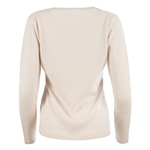 Dunedin CashmereDamen Pullover Mehrfarbig Mehrfarbig Earl Grey tBMD0