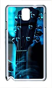 Fashion Style With Digital Art - Guitar Skid PC Back Cover Case for Samsung Galaxy Note 3 N9000