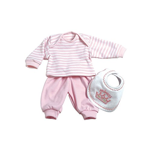 Adora Baby Doll Accessories 3 Pc. Play Set - Pink