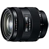 Sony 16-50mm f/2.8 Standard Zoom Lens for Sony A-Mount Cameras (Certified Refurbished)