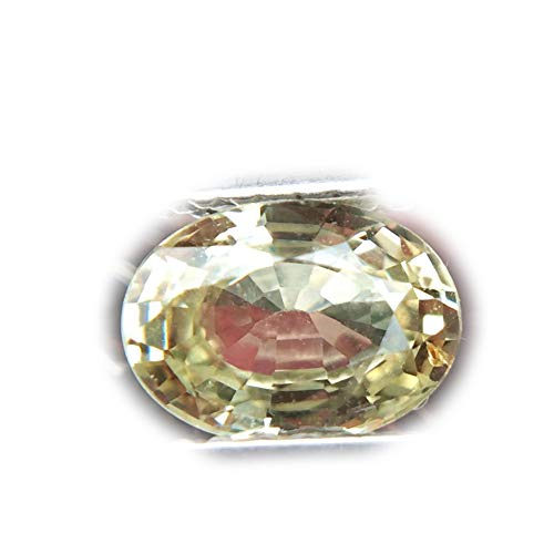 Heated Yellow Sapphire - Lovemom 1.05ct Natural Oval Normal-Heated Yellow Sapphire Sri-Lanka #PU
