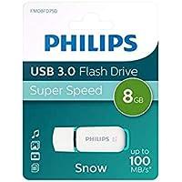 Philips SNOW 3.0 - Memoria USB de 8 GB