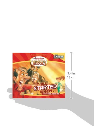 Adventures in Odyssey: It All Started When... by Tyndale Entertainment (Image #1)